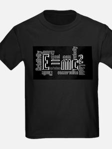 Science Mass Equivalence E=mc2 Einstein Design Kid