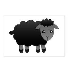 black sheep Postcards (Package of 8)