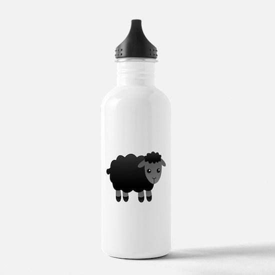 black sheep Water Bottle