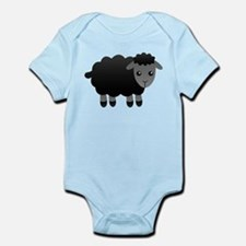 black sheep Infant Bodysuit