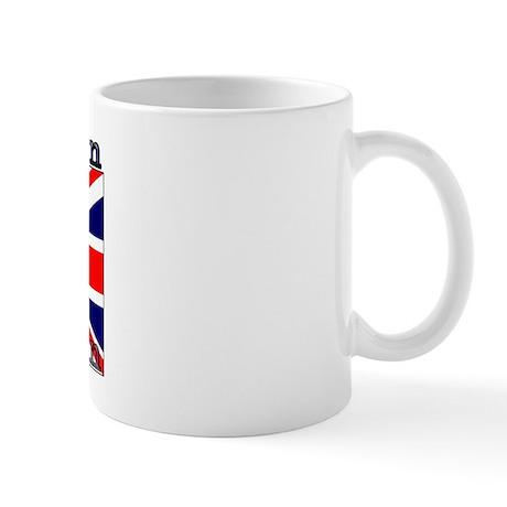 Great Britain British Flag Mug