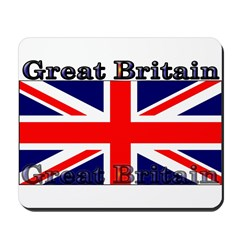 Great Britain British Flag Mousepad
