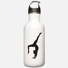 Gymnastics Kickover Water Bottle