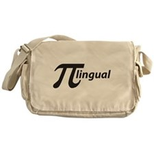 PiLingual Messenger Bag