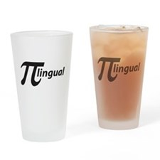 PiLingual Drinking Glass