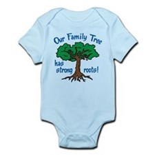 Our Family Tree Infant Bodysuit