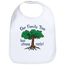 Our Family Tree Bib