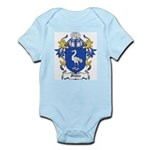 Fithie Coat of Arms Infant Creeper