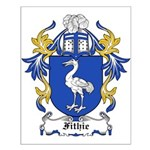 Fithie Coat of Arms Small Poster