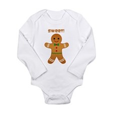 Sweet! Long Sleeve Infant Bodysuit