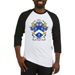 Fisher Coat of Arms Baseball Jersey