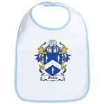 Fisher Coat of Arms Bib