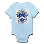 Fisher Coat of Arms Infant Creeper