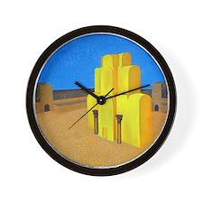 """""""Solomon's Temple """" Wall Clock"""