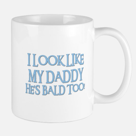 BALD TOO! Mug