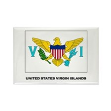 The United States Virgin Islands Flag Merchandise