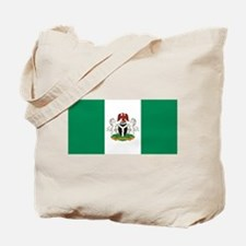 Nigeria - State Flag - Current Tote Bag