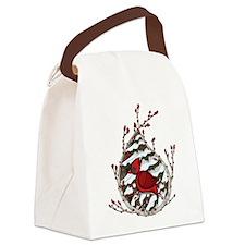 Alexander Canvas Lunch Bag