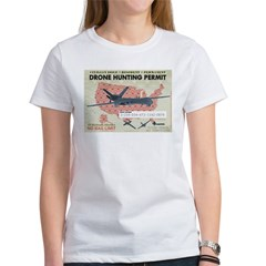 Drone Hunting Permit Tee