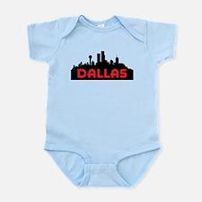 Dallas Slyline Infant Bodysuit