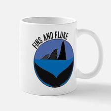 Fins And Fluke Mug