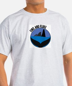 Fins And Fluke T-Shirt