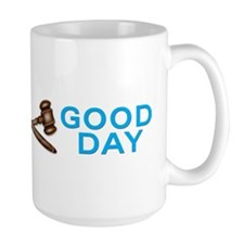 Judge Good Day/Bad Day Mug