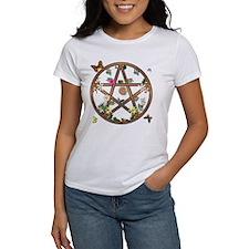"""""""Living Pentagram"""" Tee"""