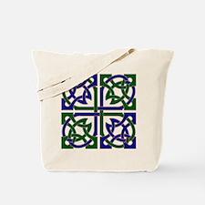 Celtic Knot Squared Tote Bag