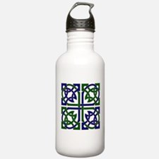 Celtic Knot Squared Water Bottle