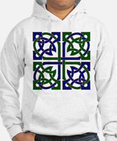 Celtic Knot Squared Hoodie