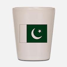 Pakistan - National Flag - Current Shot Glass