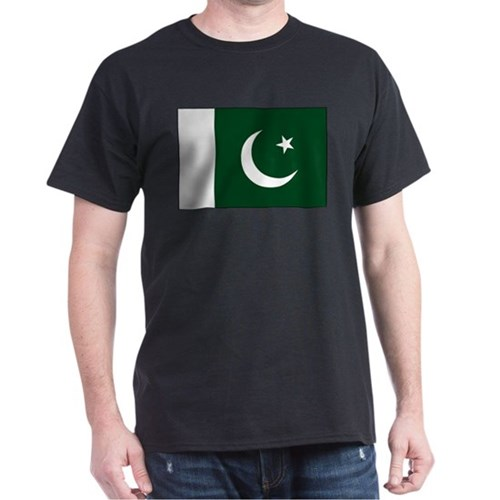 Pakistan - National Flag - Current T-Shirt