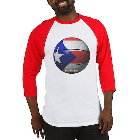 Puerto Rican Basketball Baseball Jersey