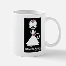 bride of the monkee Mug great wedding gift