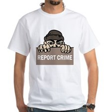 Report Crime Shirt