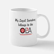 My Legal Secretary...Mug