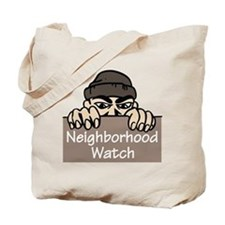 Neighborhood Watch Tote Bag