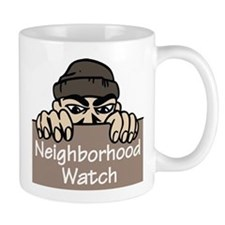Neighborhood Watch Mug