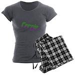 alphaqtransblk.png 3/4 Sleeve T-shirt