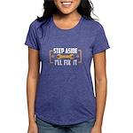 alphavtransblk.png 3/4 Sleeve T-shirt
