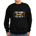alphaxtransblk.png 3/4 Sleeve T-shirt