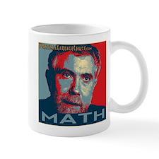 "Krugman - 'MATH"" Mug"