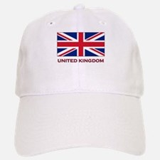 The United Kingdom Flag Stuff Baseball Baseball Cap
