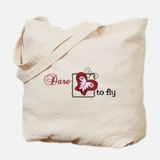Dare To Fly Tote Bag