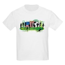 USA Women Soccer T-Shirt