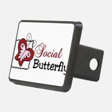 Social Butterfly Hitch Cover