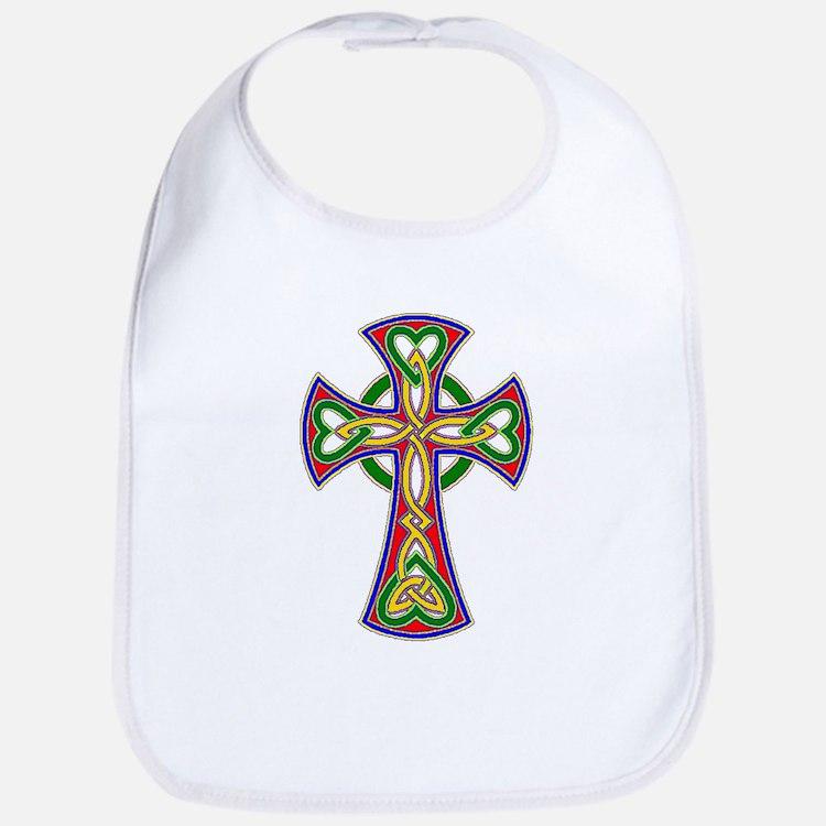 Primary Celtic Cross Bib