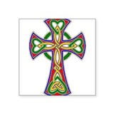 Celtic cross Square