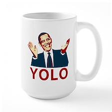 Obama YOLO Mug